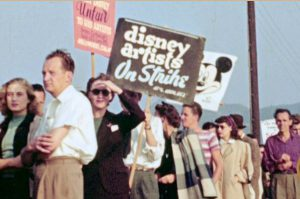 Strike at Disney