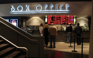 Hiring and training box office staff.