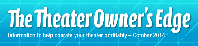 Theater Owner's Edge