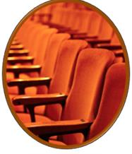 Theater chairs fixed